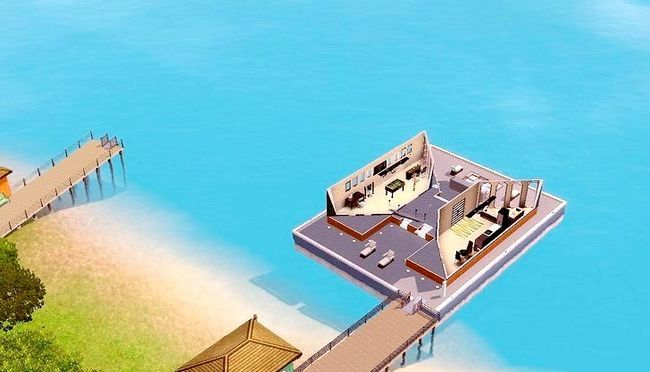 Billede med titlen Live As A Teen on Your Own i Sims 3 Trin 7