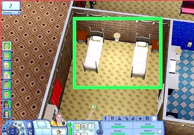 Billedets titel Live a Perfect Sims 3 Life Step 7